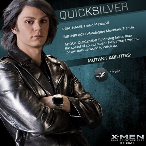 Quicksilver Black Superman Free Ongkir evan peters silver leather jacket x apocalypse