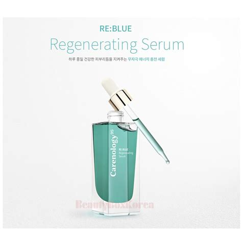 Pasific Fresh Herb Origin Serum In Bottle 5ml box korea carenology 95 re blue regenerating serum 50ml best price and fast shipping