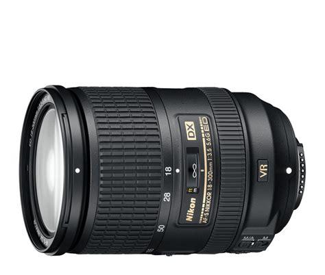 Lensa Nikon Af S Dx 55 300 F af s dx nikkor 18 300mm f 3 5 5 6g ed vr 18 300mm lenses