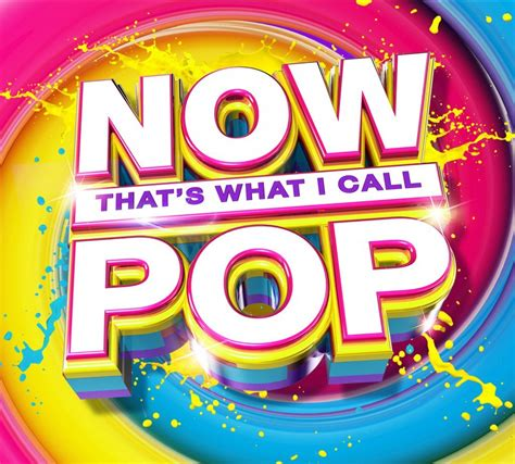 Pop Cd now that s what i call pop now that s what i call