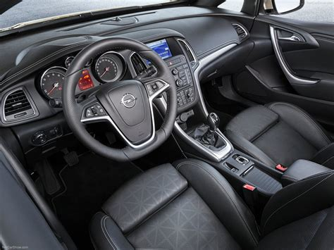 Opel Cascada Picture 50 Of 90 Interior My 2013 1600x1200
