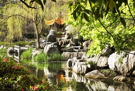 Call China Garden by Garden Of Friendship Iventure Card Melbourne