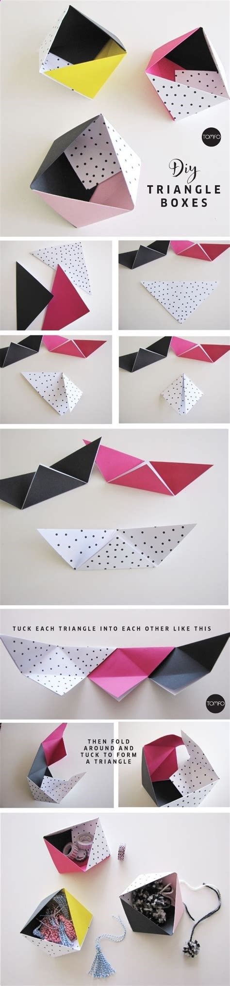Easy Origami Gift Box - 651 best origami images on origami paper