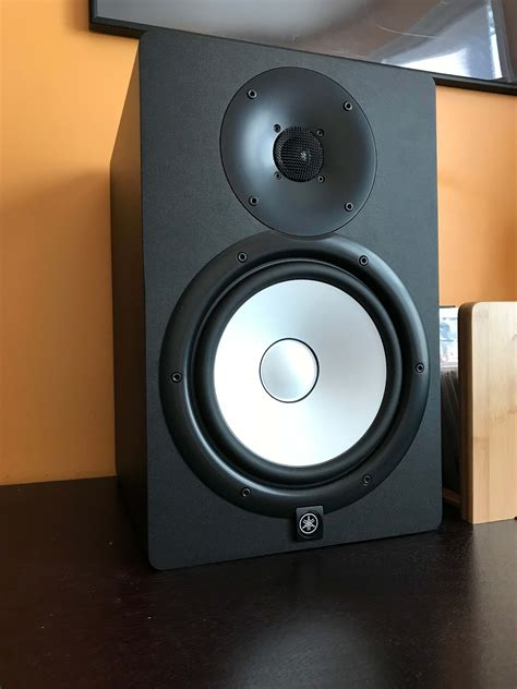 Speaker Yamaha Hs8 how to set up the ideal home recording studio performer mag