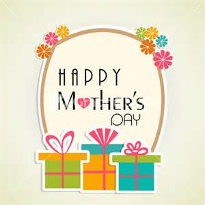 Mother Day Greeting Card Design by Happy Mothers Day Celebrations Greeting Card Design