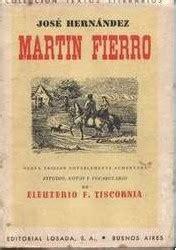 partes del libro martin fierro el gaucho mart 237 n fierro wikipedia la enciclopedia libre