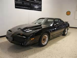 Pontiac Trans Am Gta 1987 Black 1987 Pontiac Trans Am Gta For Sale Mcg Marketplace