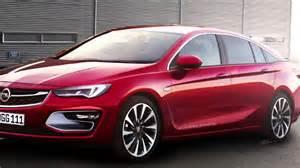 Opel Abbreviation 2017 Opel Insignia