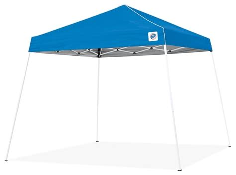 Ez Awning by 10x10 Blue Ez Up Canopy Ez Up Tent