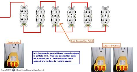 outlet wiring diagram wiring a switched outlet diagram power to receptacle get