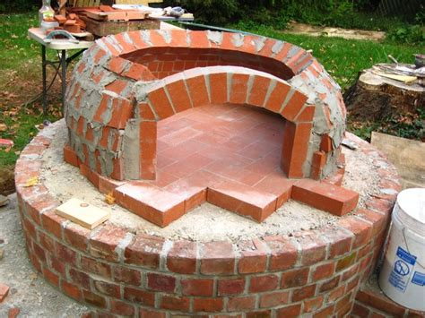 25 B 228 Sta Pizza Ovens Id 233 Erna P 229 Pinterest Backyard Brick Oven Plans