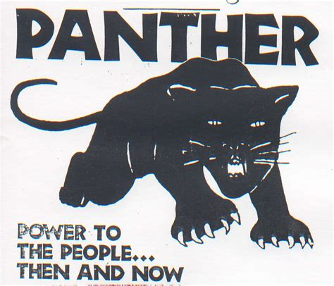 black panther movement 1960s black power and the 60s