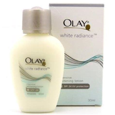 Olay White Radiance Lotion Spf 24 olay white radiance intensive whitening lotion spf 24 uv