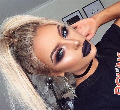 makeup dark best 25 rocker makeup ideas on rocker