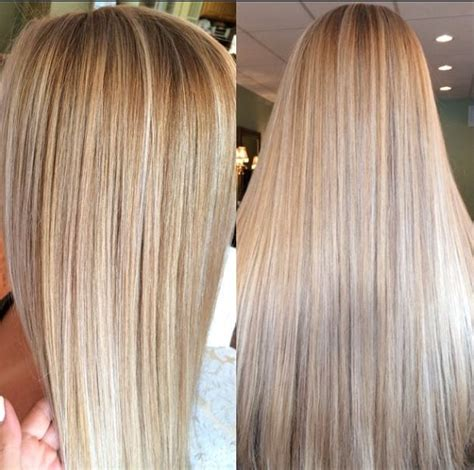 platinum blonde highlights pictures how to platinum blonde highlights on virgin dirty blonde
