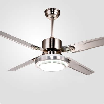 modern stainless steel ceiling fans remote ceiling fans with lights modern led fashion