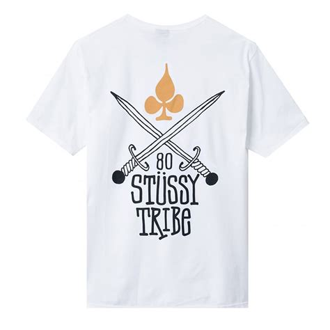 T Shirt Stussy 7 stussy swords t shirt clothing natterjacks