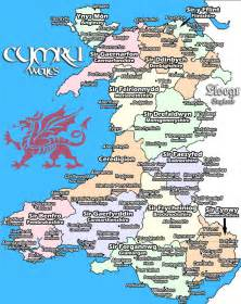 map o gymru map of wales by abacaxin on deviantart
