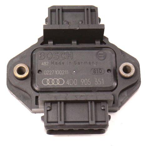 Corner L Audi A4 Lh 1 ignition module 96 02 audi a4 98 01 vw passat