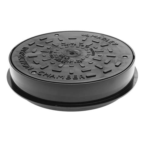 marley 250mm circular inspection cover frame