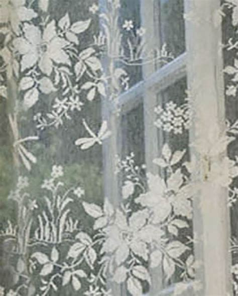 yardage for curtains dragonfly nottingham lace curtain yardage direct from