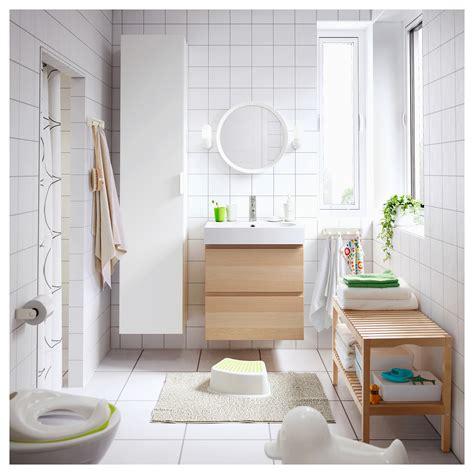 safety mirrors for bathrooms langesund mirror white 50 cm ikea