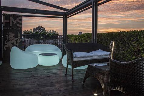 ufficio commerciale sky sky terrace scala aperitivo terrazza rooftop