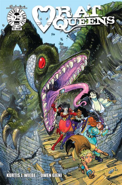 review rat queens volume 2 issue 7 the pop break rich reviews rat queens vol 2 2 first comics news