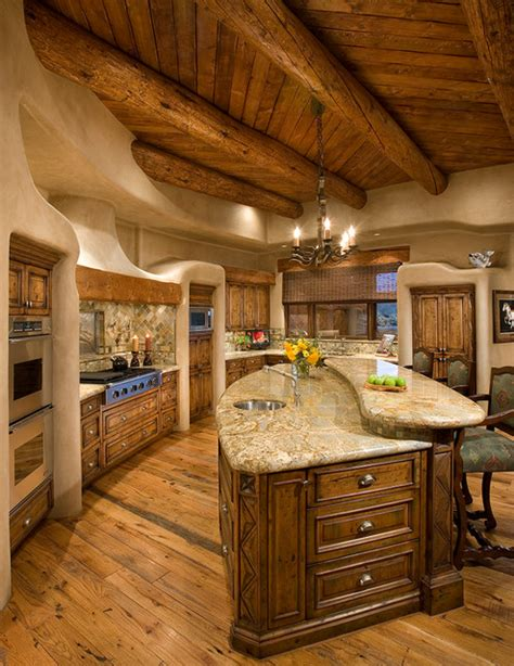 southwestern style 17 warm southwestern style kitchen interiors you re going