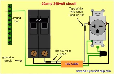 50 breaker wiring diagram wiring diagram and