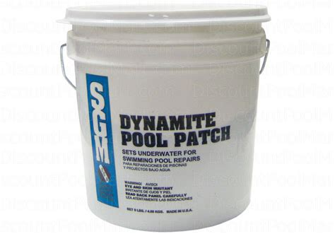 sgm dynamite pool underwater patch  lb plbpp leak