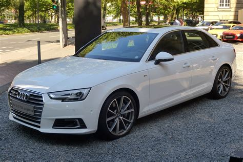 audie a 4 audi a4 b9 wikiwand