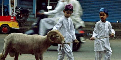 Islam Untuk Satu Dunia satu sembelihan untuk aqiqah dan qurban bagaimana hukumnya