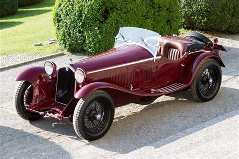 alfa romeo 8c zagato 1931 1934 alfa romeo 8c 2300 zagato spider chassis