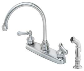 Leaking Single Handle Kitchen Faucet All Metal Kitchen Faucets Farmer Sink Faucets Faucets For