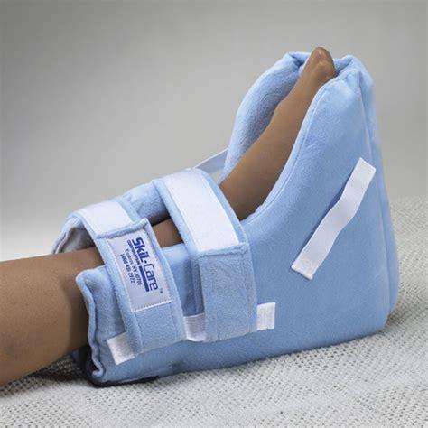 skil care heel protector boot small blue mon30343000 ebay
