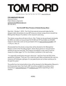 tom ford media kit