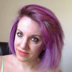 pin by jerome powell on haircare hairstyles pinterest violet pastel hair using jerome russell punky colour in