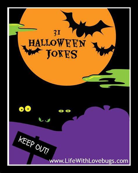 halloween themed jokes 31 halloween jokes halloween pinterest halloween