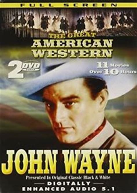 The Greatest American Dvd The Great American Western Wayne 2 Dvd 96009101695 Ebay