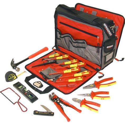 ck electrician s premium tool kit bag 20 kit toolstation