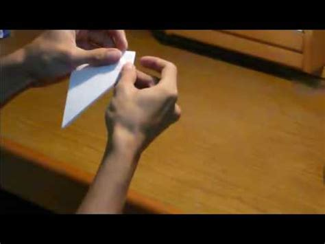 Origami Speed Boat - stealth ship paper airplane