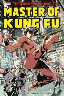 shang chi master of kung fu shang chi master of kung fu omnibus vol 1 hardcover comic books comics marvel com