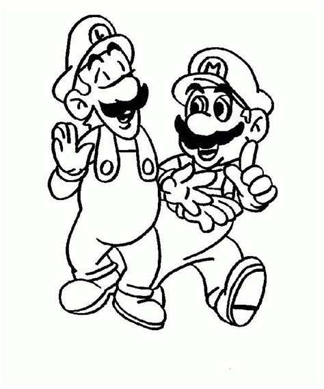 Sonic And Mario Pictures   Kids Coloring