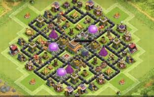 Clash of clans th 8 farming base 1 clash of clans