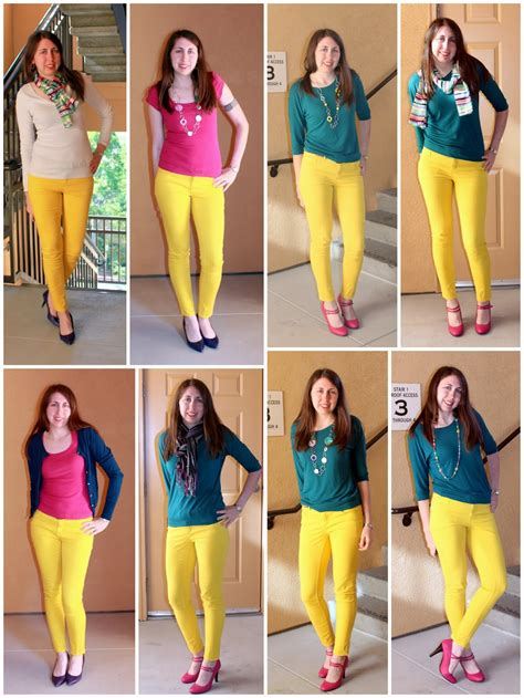 what color goes with yellow and red the gallery for gt family photo blue clothing ideas