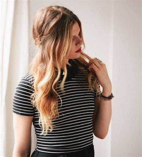 capelli le acconciature per sembrare pi 249 giovani glamour it acconciature fai da te capelli lunghi pettinature
