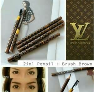 12 Pcs Pensil Alis pensil alis anoashop kosmetik dan kutek murah