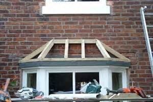 Bow Window Roof Framing Bay Window Roof Construction Images Frompo