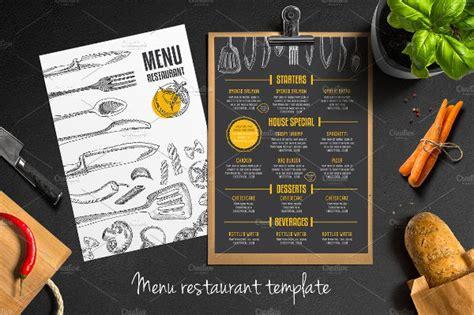 template flyer menu 10 restaurant flyers free psd eps vector ai format